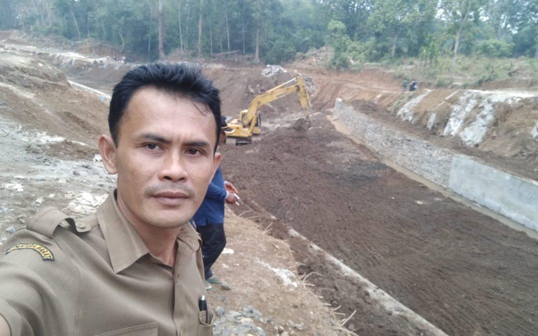 Embung Gajah Meno Jorong Koto Daulat Nagari Sungai Duo