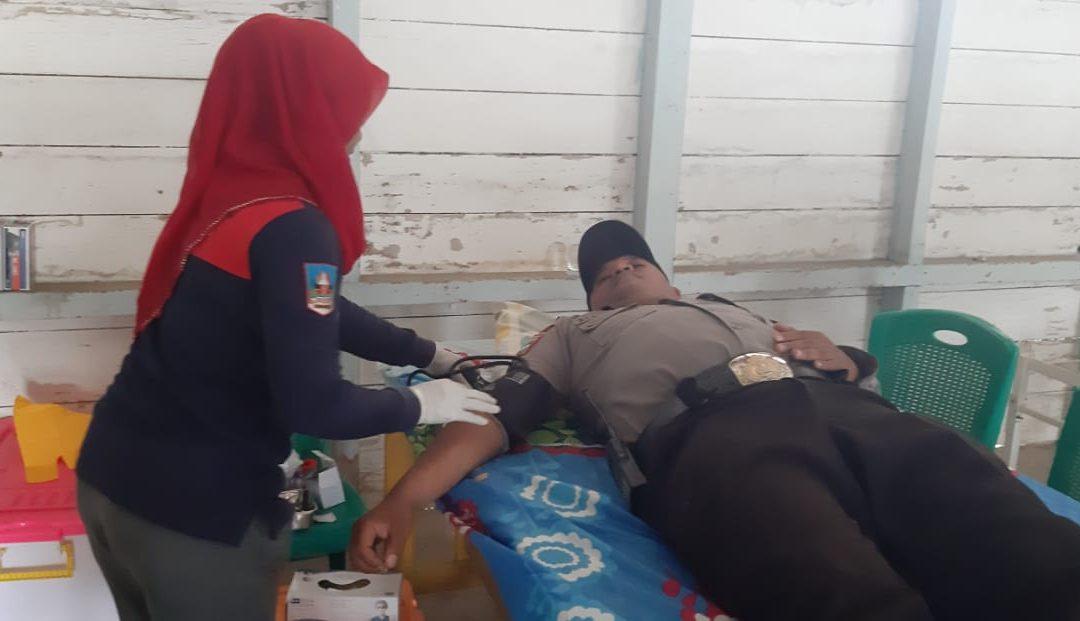 NASI DORA ( Nagari Siaga Donor Darah)