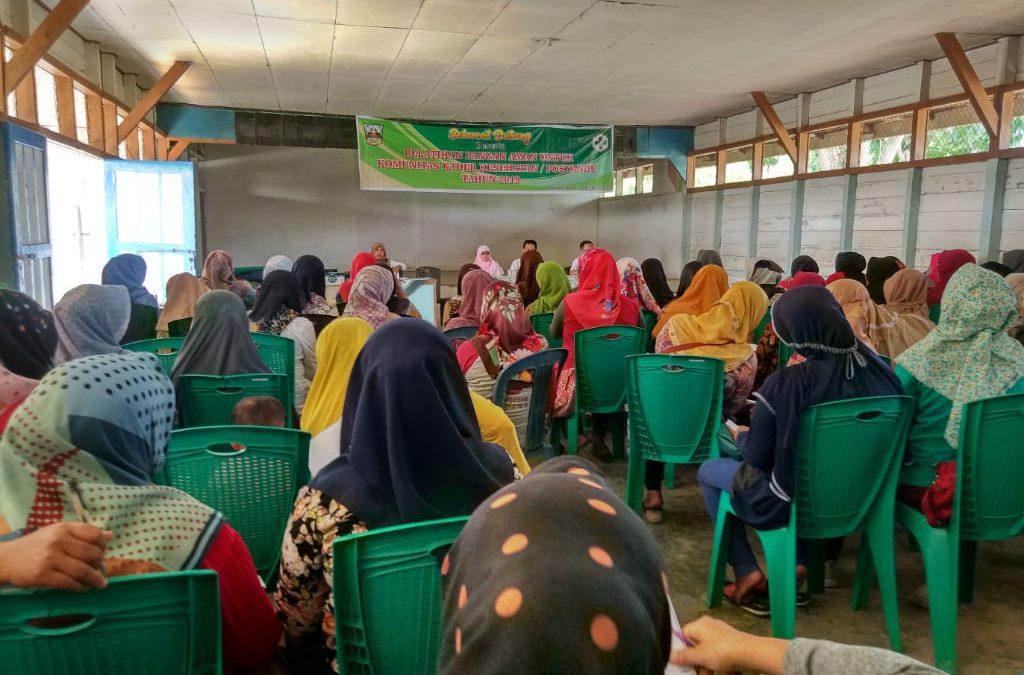 Menuju Nagari Statistik SATU DATA untuk Indonesia