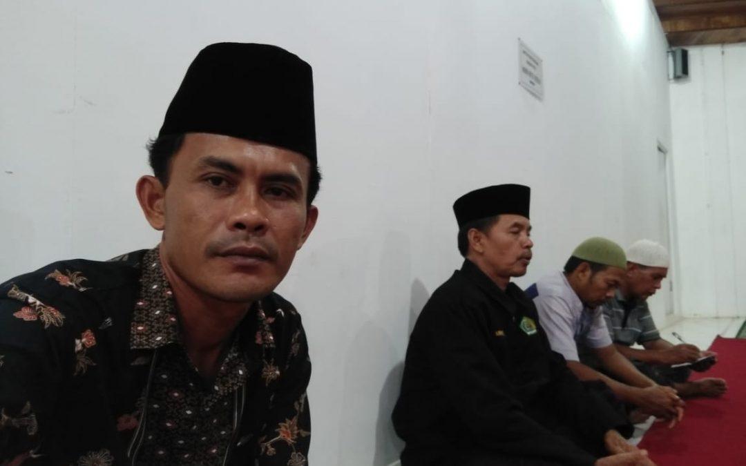 Pembentukan Pengurus Pondok Al Qur'an Fastabiqul Khairat Masjid Nurussa',adah Koto Agung