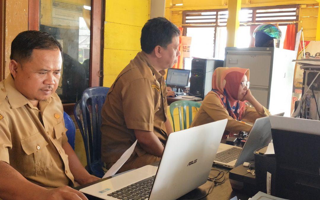Kunjungan Dinas Kominfo Sumatera Barat ke Nagari Sungai Duo