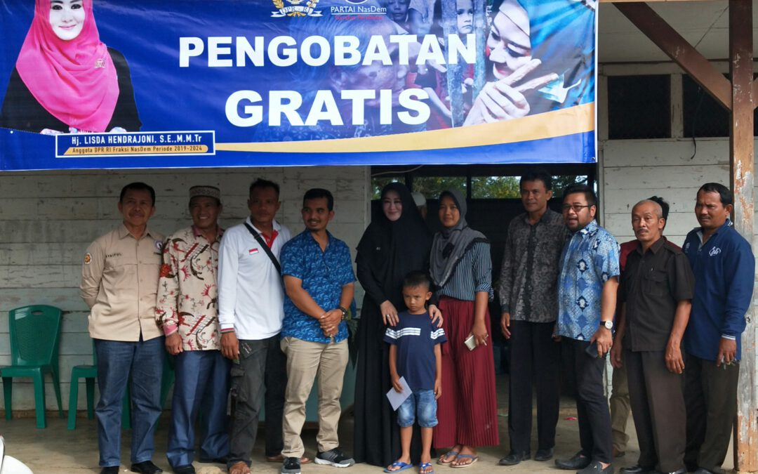 Kunjungan Hj. Lisda Hendrajoni, SE, MM, Tr anggota DPR RI Komisi 8 Partai Nasdem ke Nagari Sungai Duo
